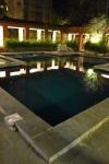 reflejo piscina - Pueblo Hotel