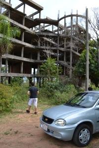 en algun lugar - Sanber ruinas